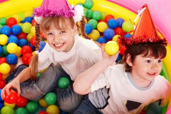 מסיבות ימי הולדת לילדים