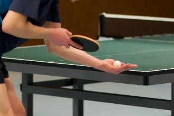 אולם טניס שולחן