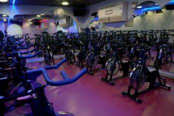 מועדון אופני סטודיו ספינינג
