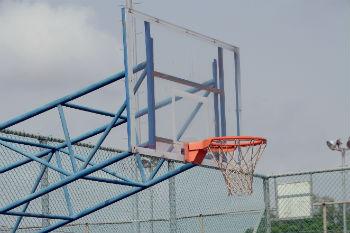 מגרשי כדורסל